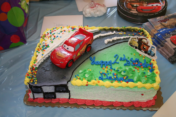 Lightning Mcqueen Cakes Decoration Ideas Little