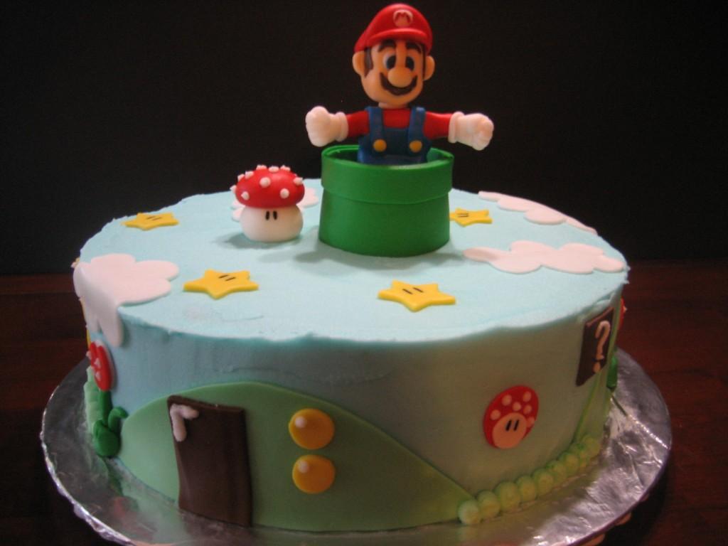 Mario Cakes Pictures