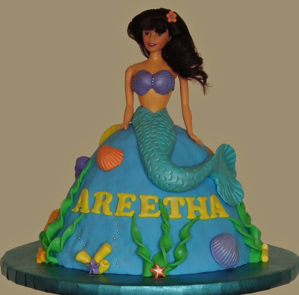 Mermaids Cake Pan