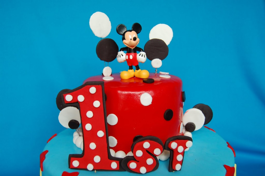 Mickey Mouse Cakes Images