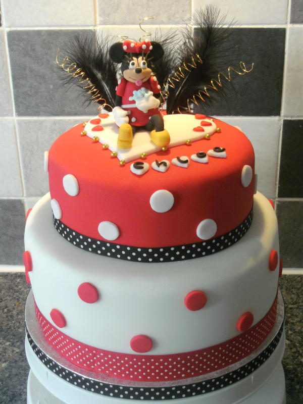Minnie Mouse Cakes Decoration Ideas Little Birthday Cakes Extraordinary Minnie Mouse Designer Cake Decorating Kit
