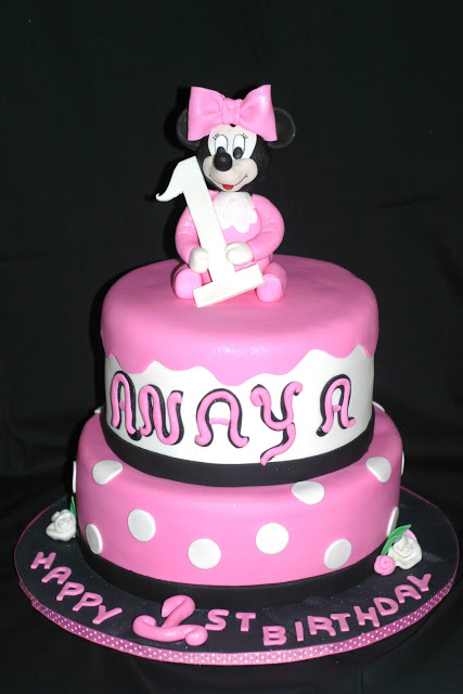 Cake Decorating Ideas Minnie Mouse : Minnie Mouse Cakes   Decoration Ideas Little Birthday Cakes