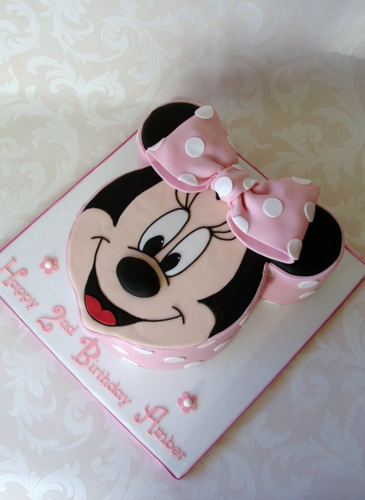 Minnie Mouse Cake Pan