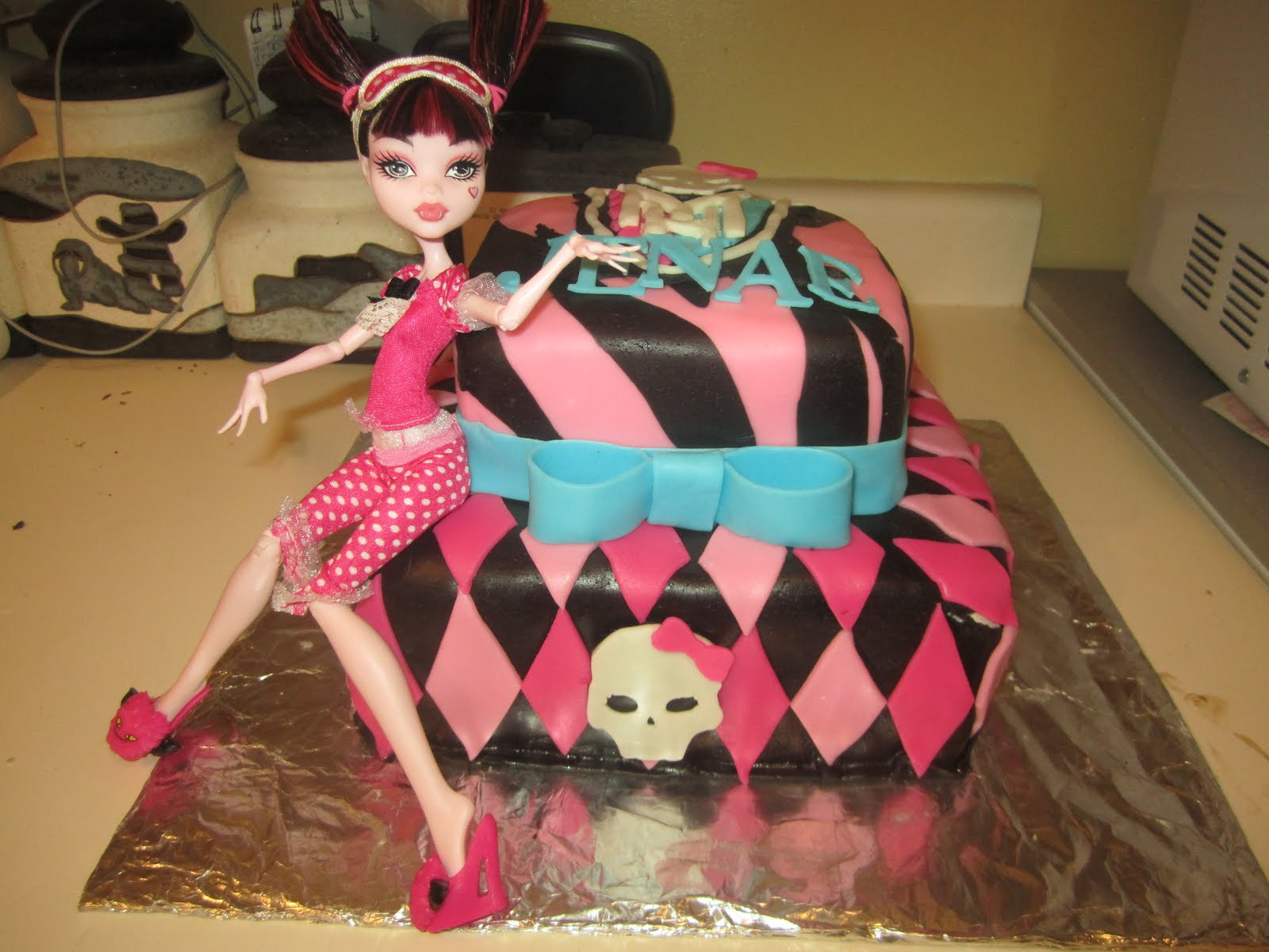 Как сделать день рождения для кукол 980