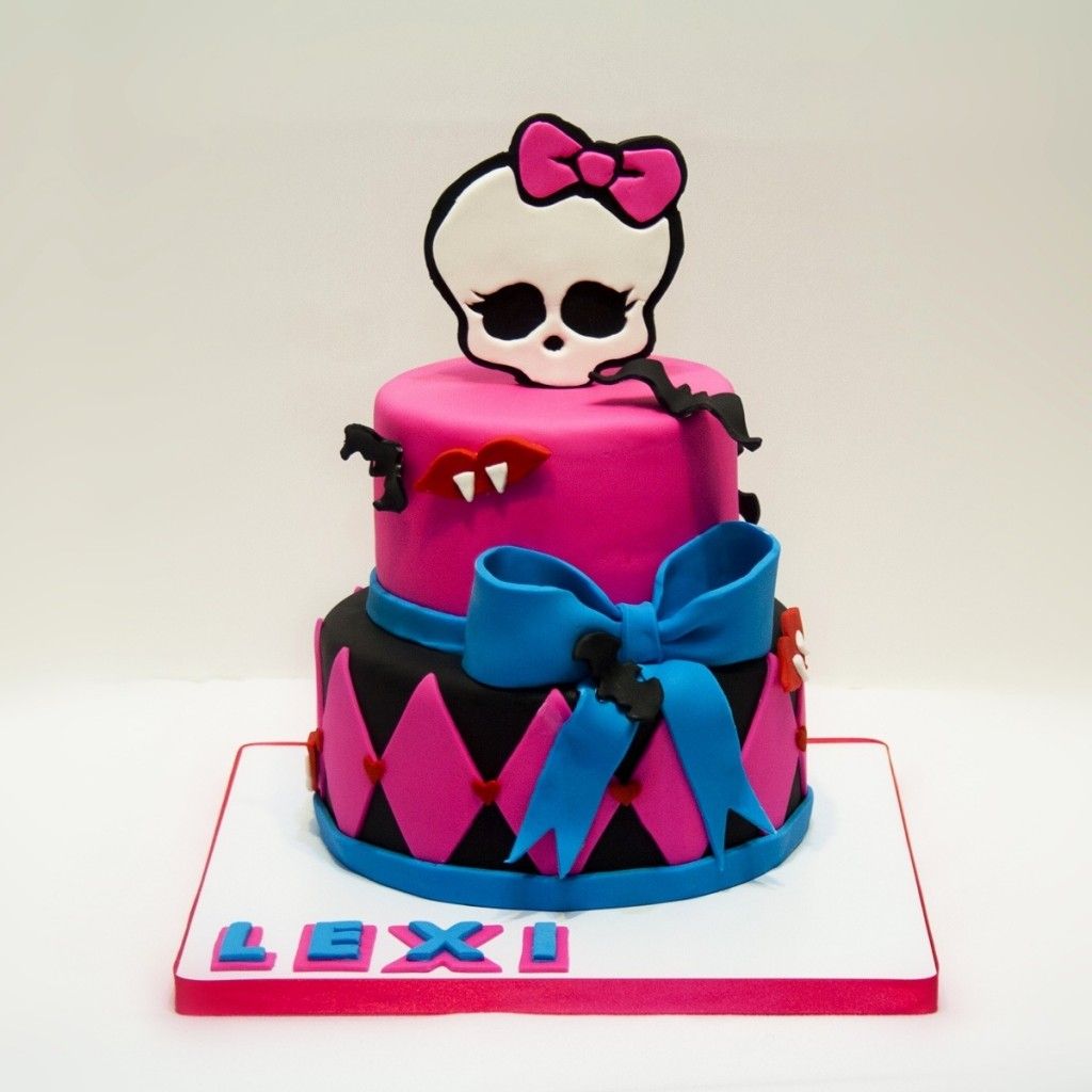 Monster High Cakes Decorations