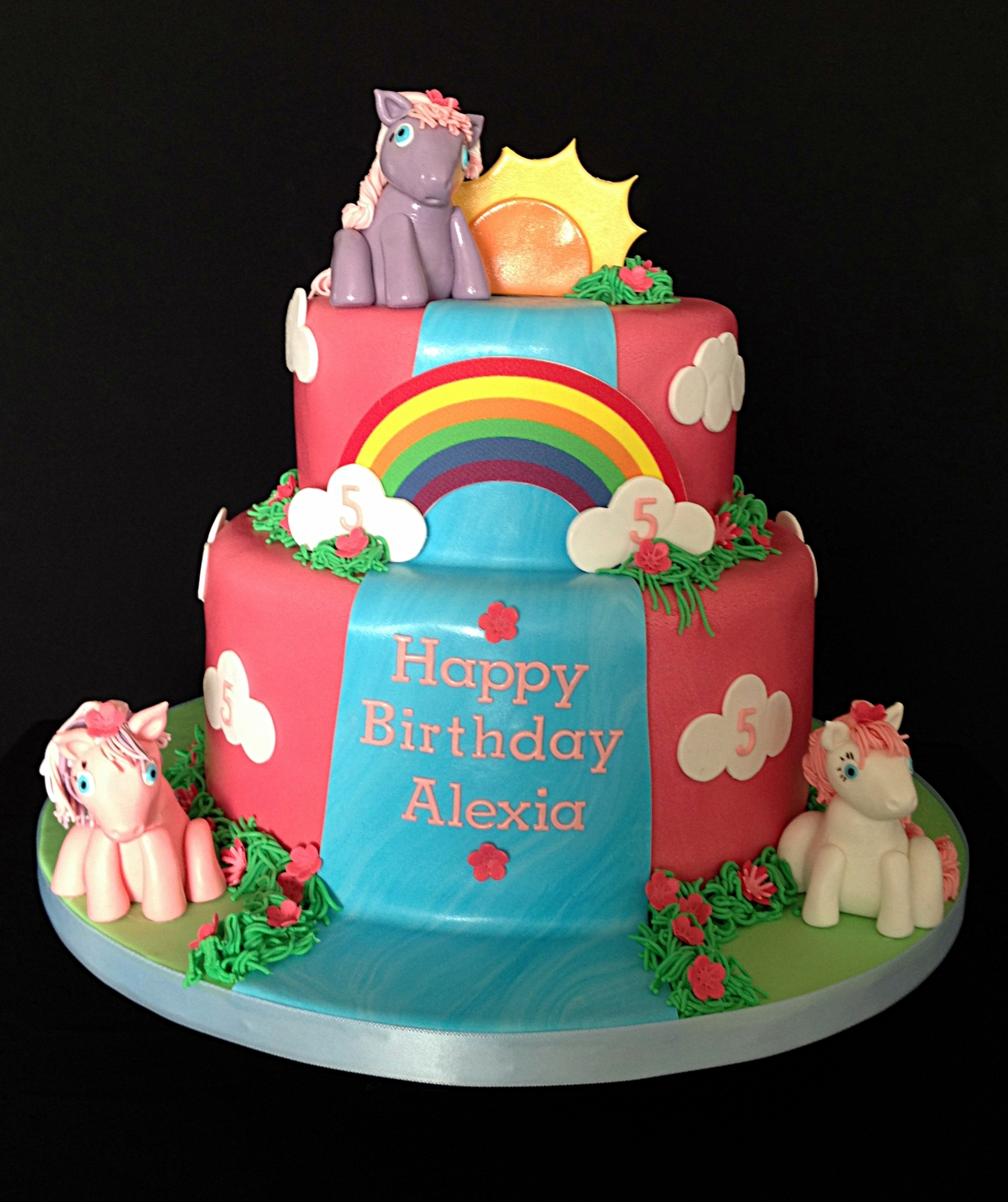 My Little Pony Birthday Cake Pictures
