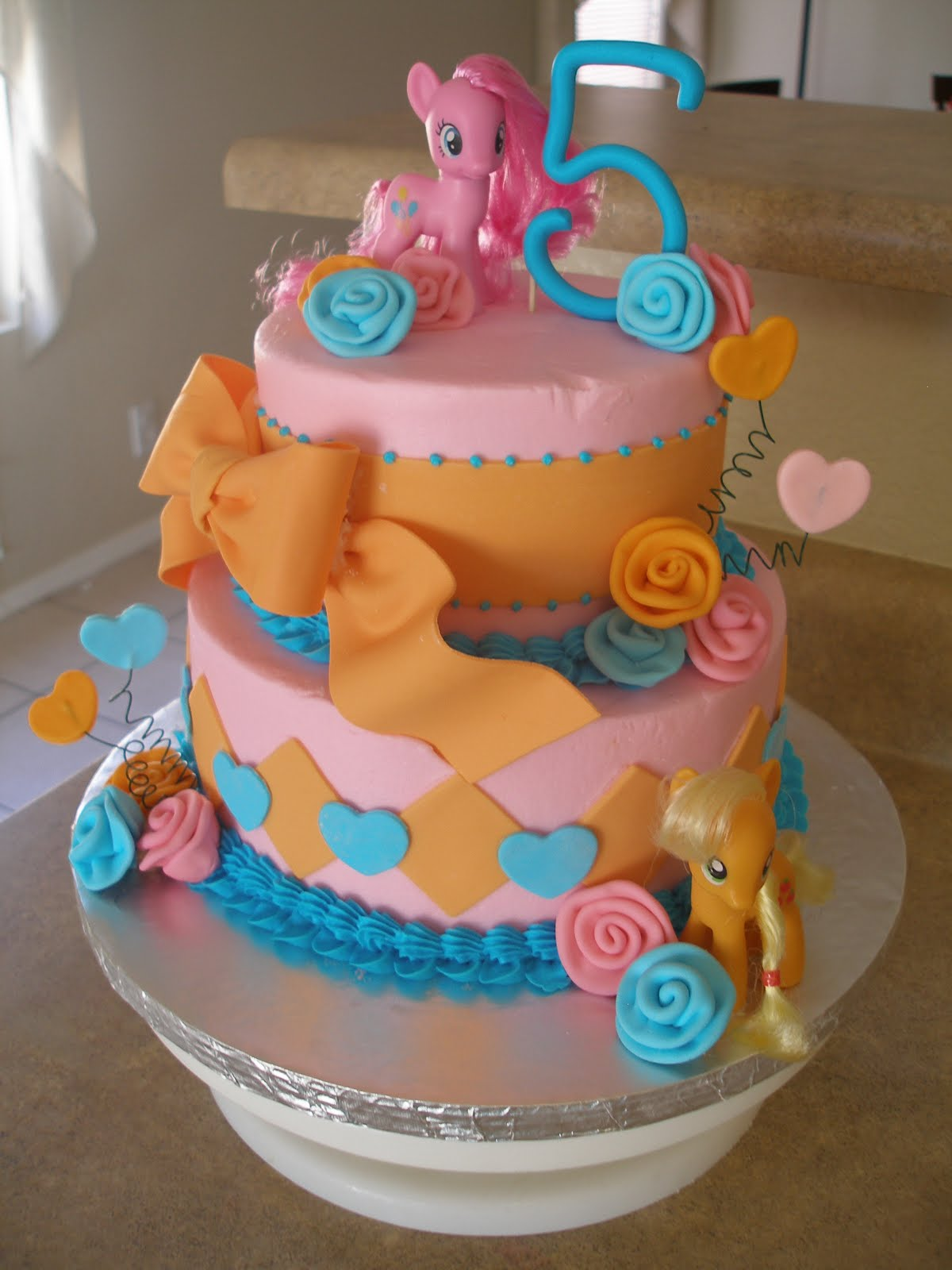 My Little Pony Cakes – Decoration Ideas | Little Birthday Cakes