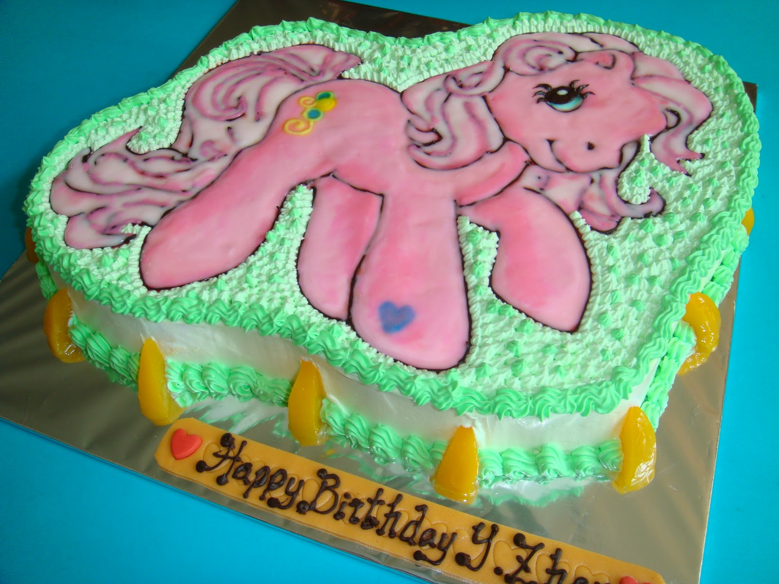 Cake Designs My Little Pony : My Little Pony Cakes   Decoration Ideas Little Birthday ...