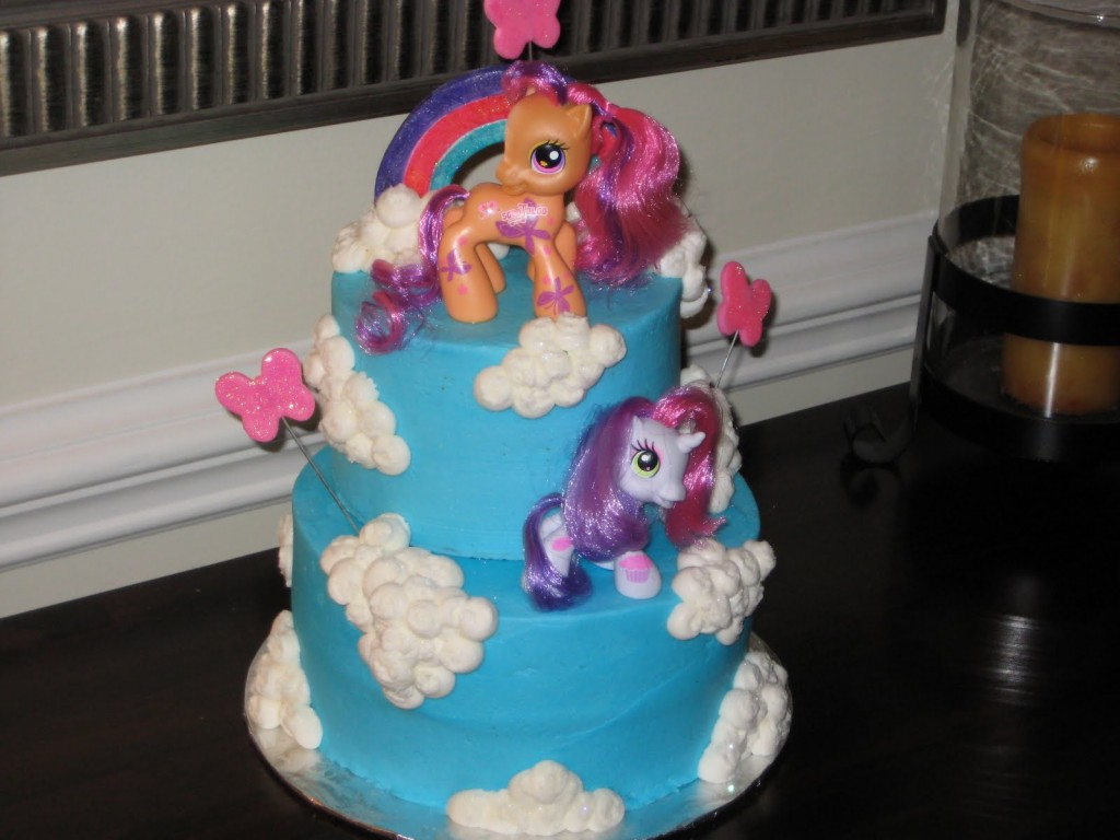 My Little Pony Cake Photos