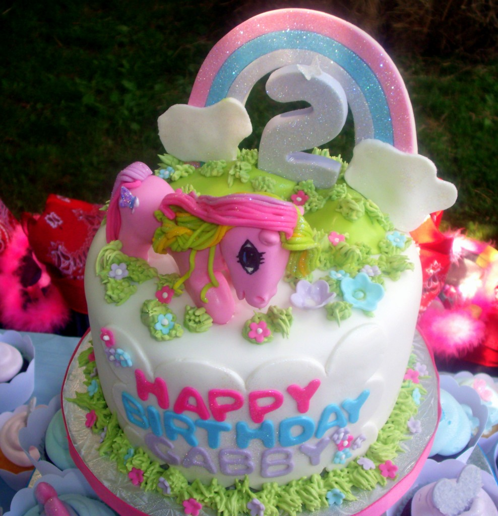 My Little Pony Cakes Images