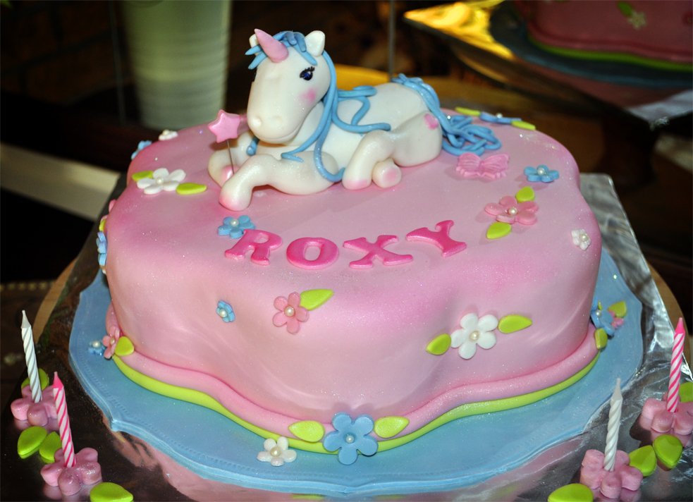 My Little Pony Cakes Photos