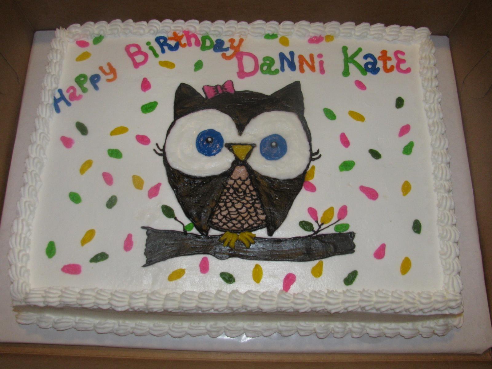 Owl Cakes – Decoration Ideas | Little Birthday Cakes