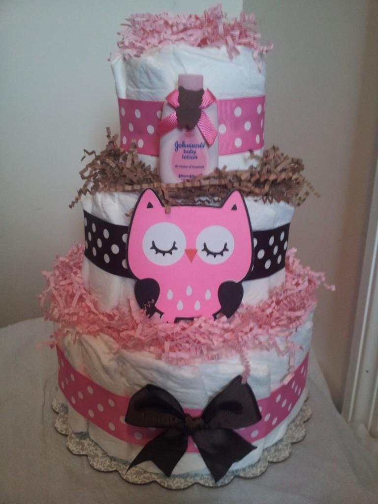 Owl Cake Designs