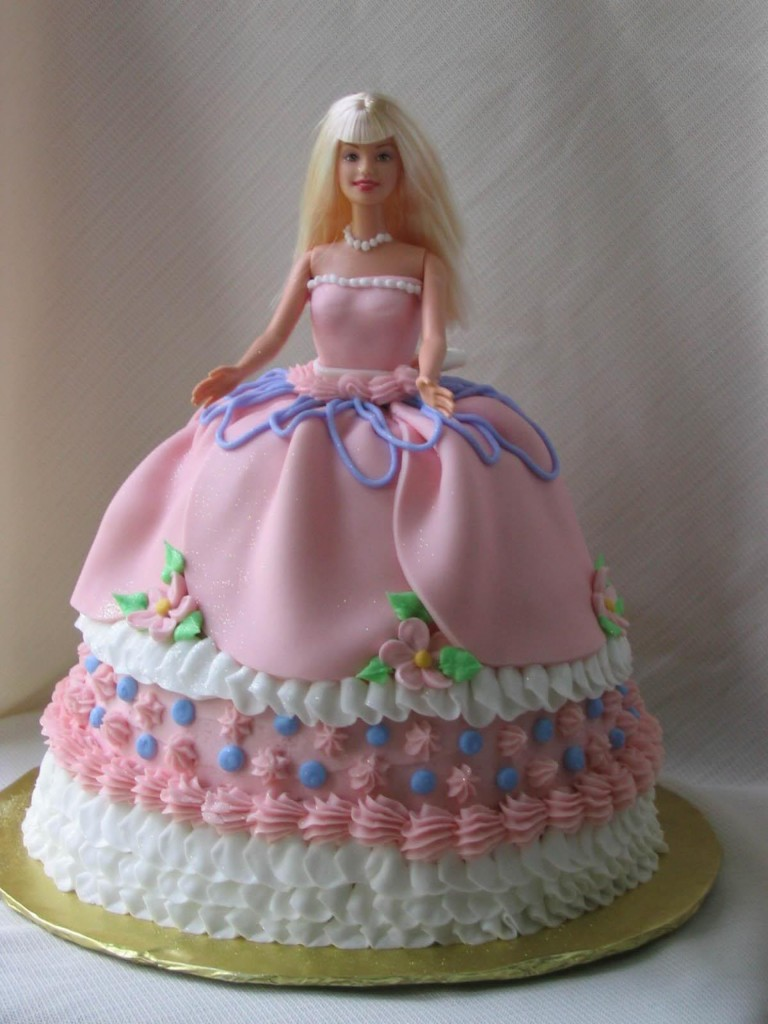 Pictures of Barbie Cakes