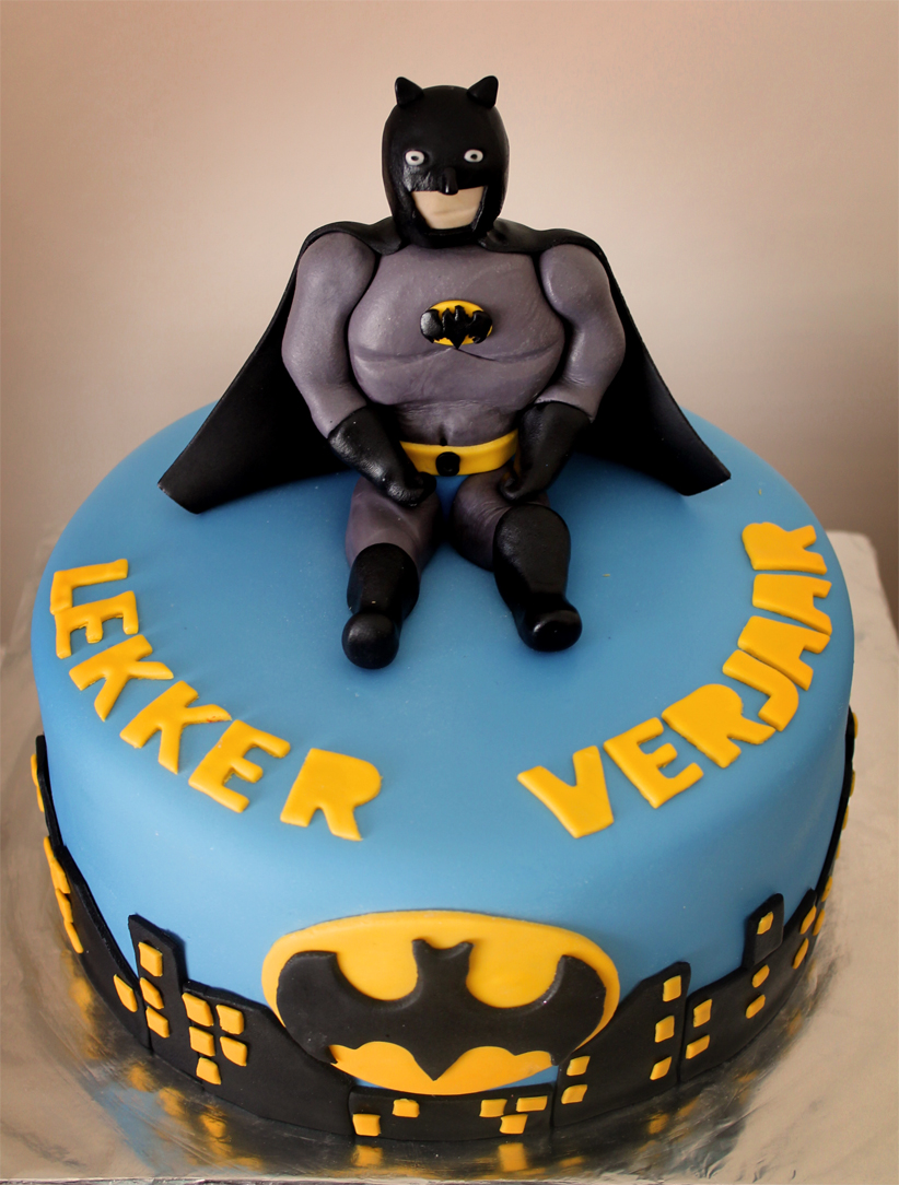 Cake Designs Batman : Batman Cakes   Decoration Ideas Little Birthday Cakes