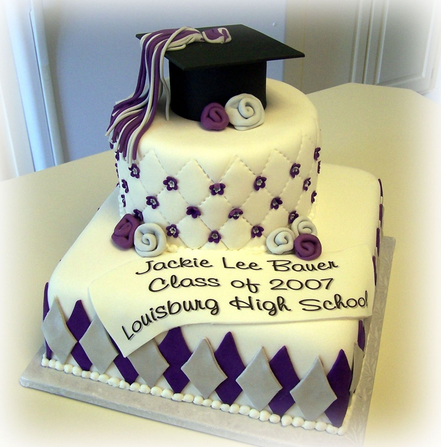 Pictures of Graduation Cakes Awesome cakes designs  for graduation