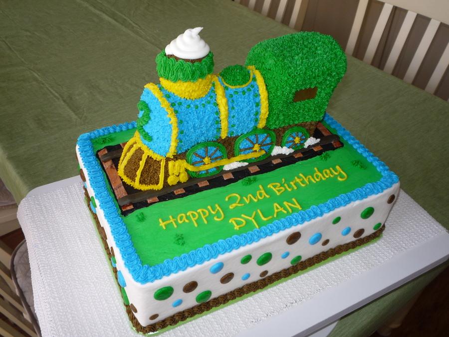Cake Images Train : Train Cakes   Decoration Ideas Little Birthday Cakes