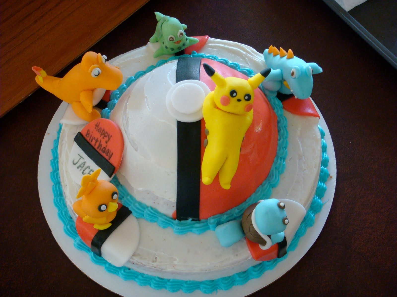 Pokemon Cakes   Decoration Ideas Little Birthday Cakes