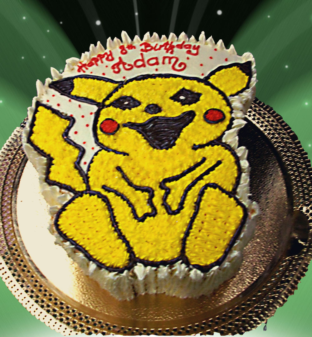 Pokemon Cakes – Decoration Ideas | Little Birthday Cakes