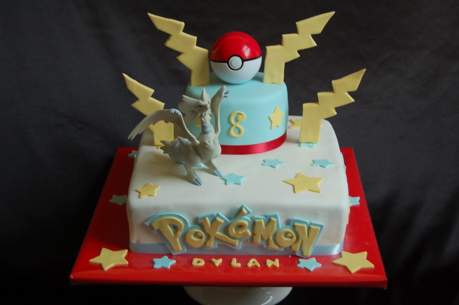 Pokemon Cakes – Decoration Ideas | Little Birthday Cakes
