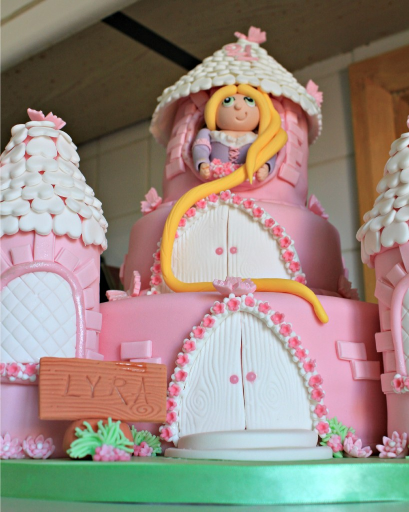 Birthday Cake Ideas Rapunzel Image Inspiration of Cake and