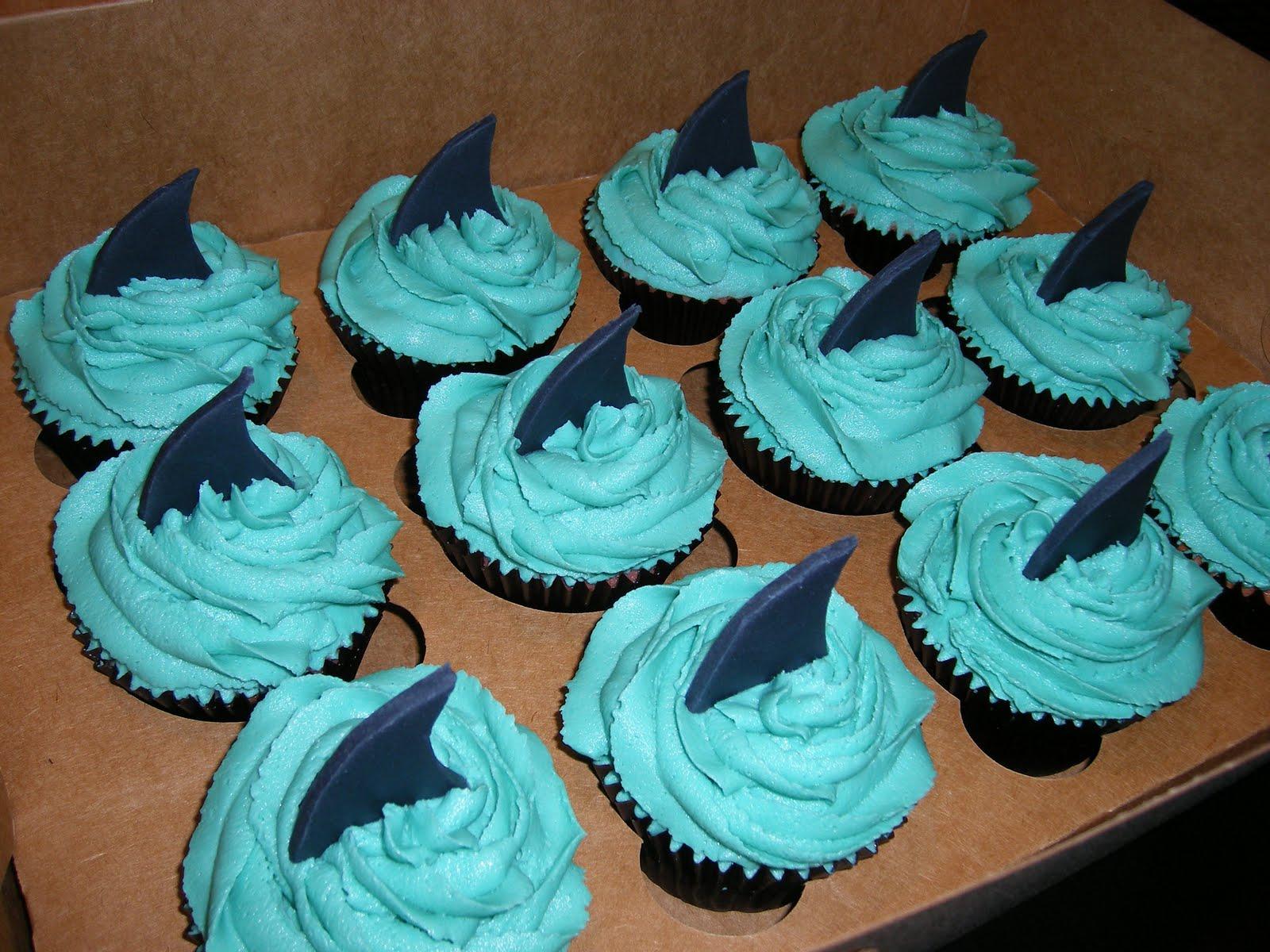 Shark Cakes – Decoration Ideas | Little Birthday Cakes  Shark Cakes –...