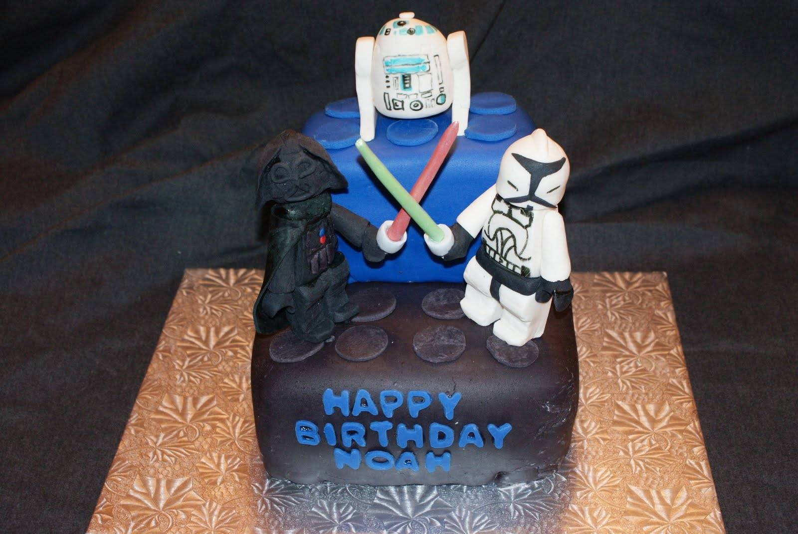 Star Wars Cake Ideas Images : Star Wars Cakes   Decoration Ideas Little Birthday Cakes