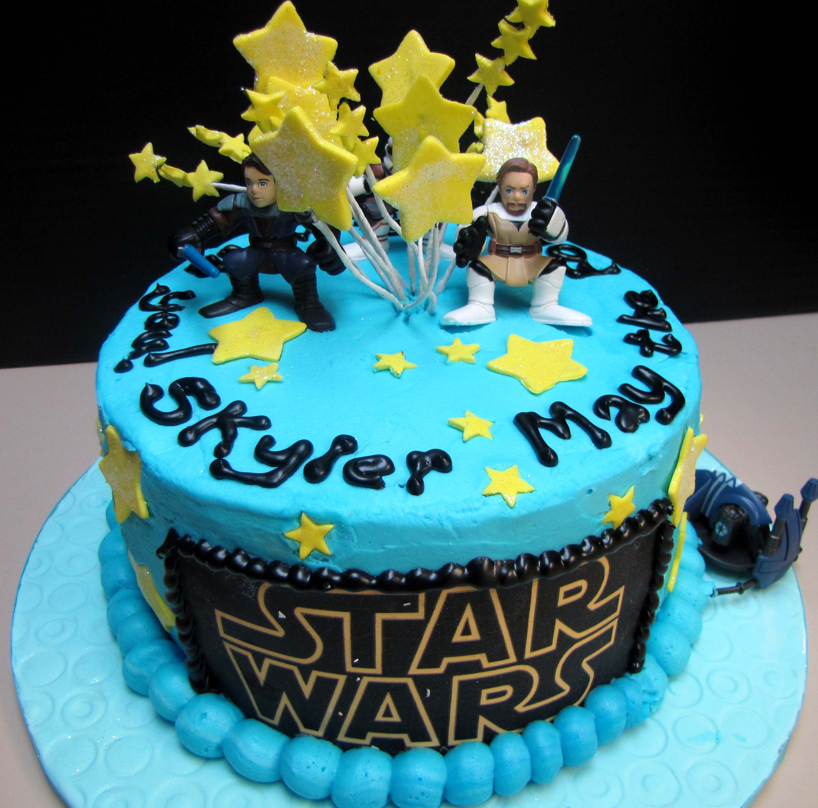 star wars cakes decoration ideas little birthday cakes. Black Bedroom Furniture Sets. Home Design Ideas