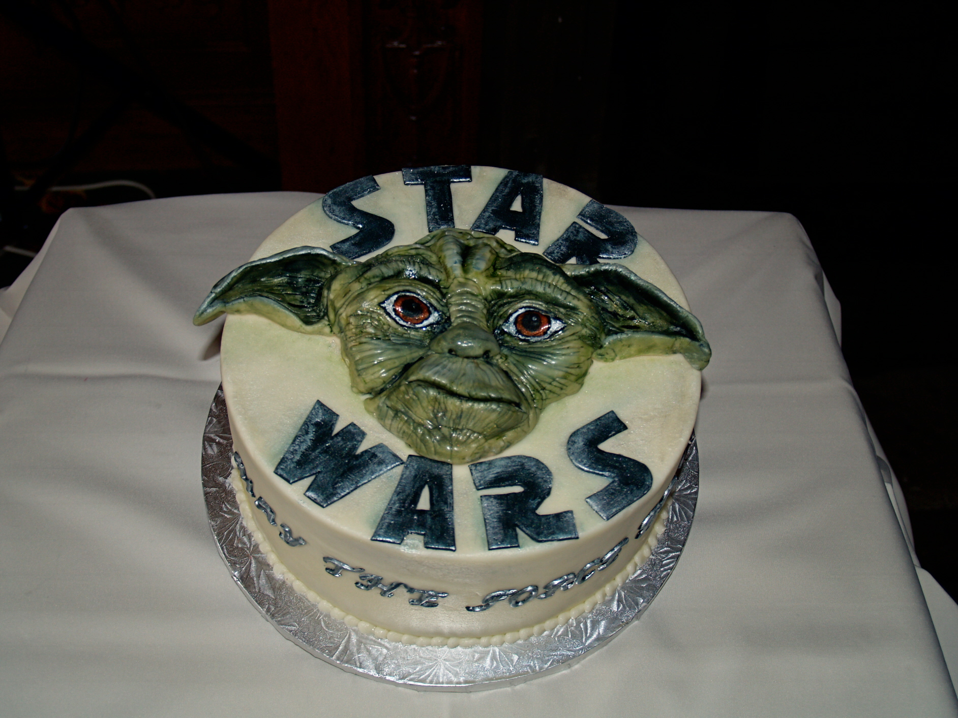 Images Of Star Wars Cake : Star Wars Cakes   Decoration Ideas Little Birthday Cakes