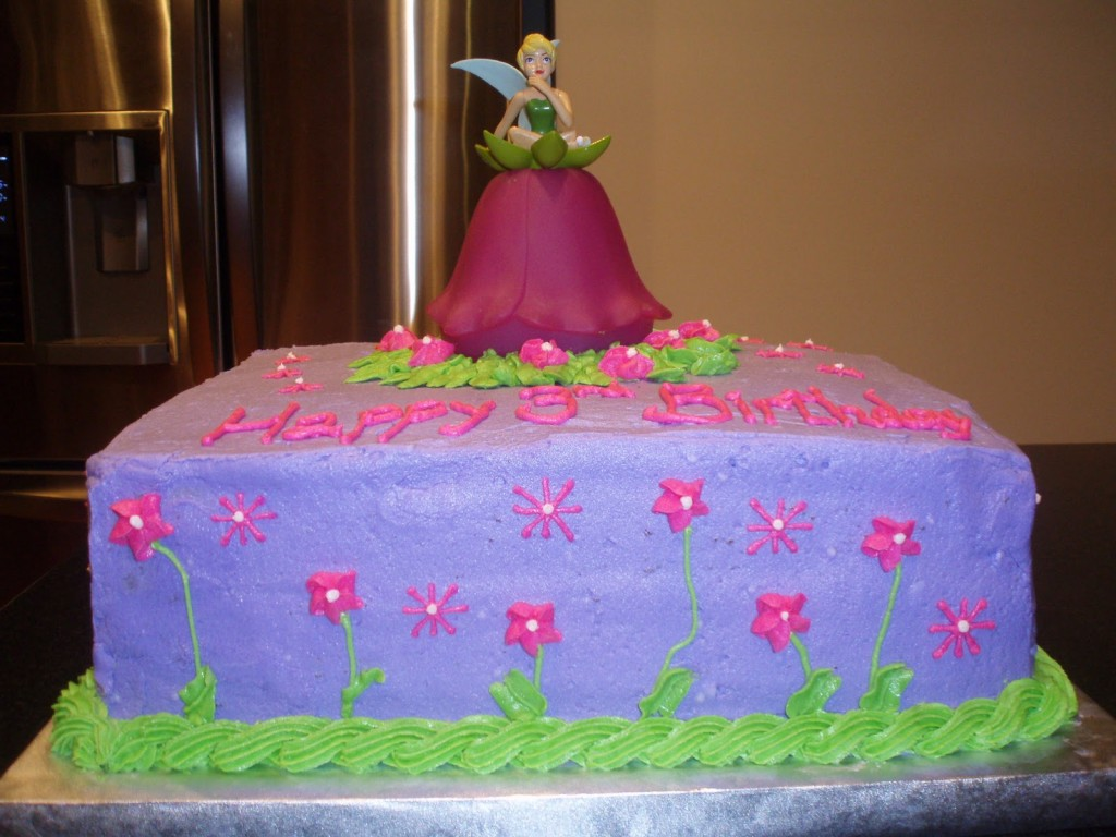 Tinkerbell Cakes Designs