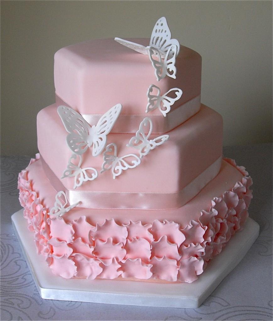 Wilton Butterfly Cake