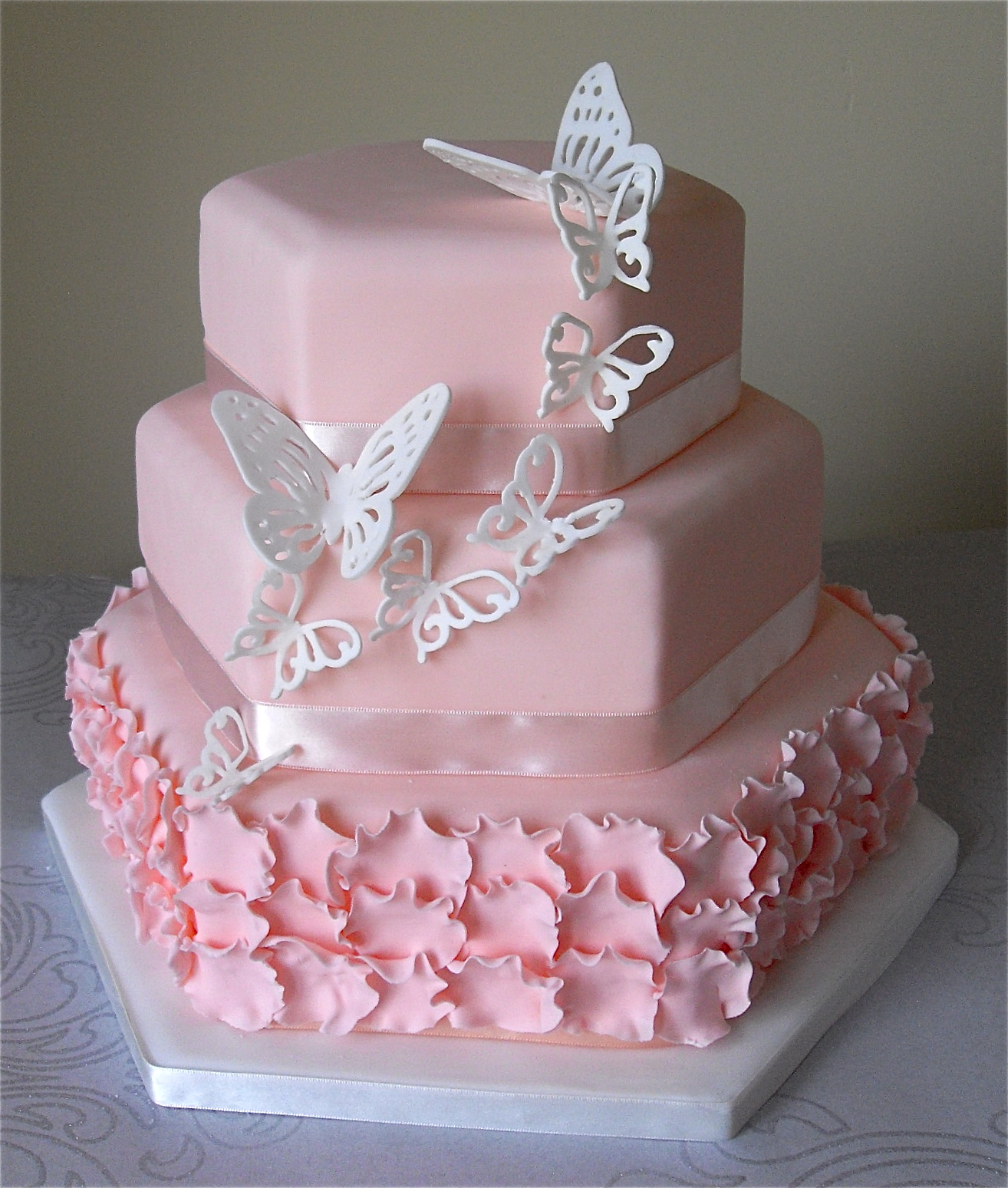 Cake Images With S : Butterfly Cakes   Decoration Ideas Little Birthday Cakes