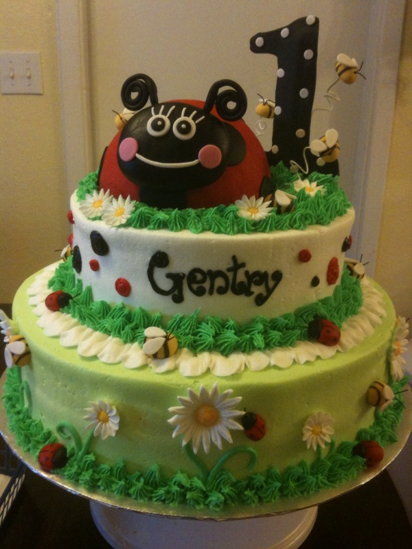 Wilton Ladybug Cake