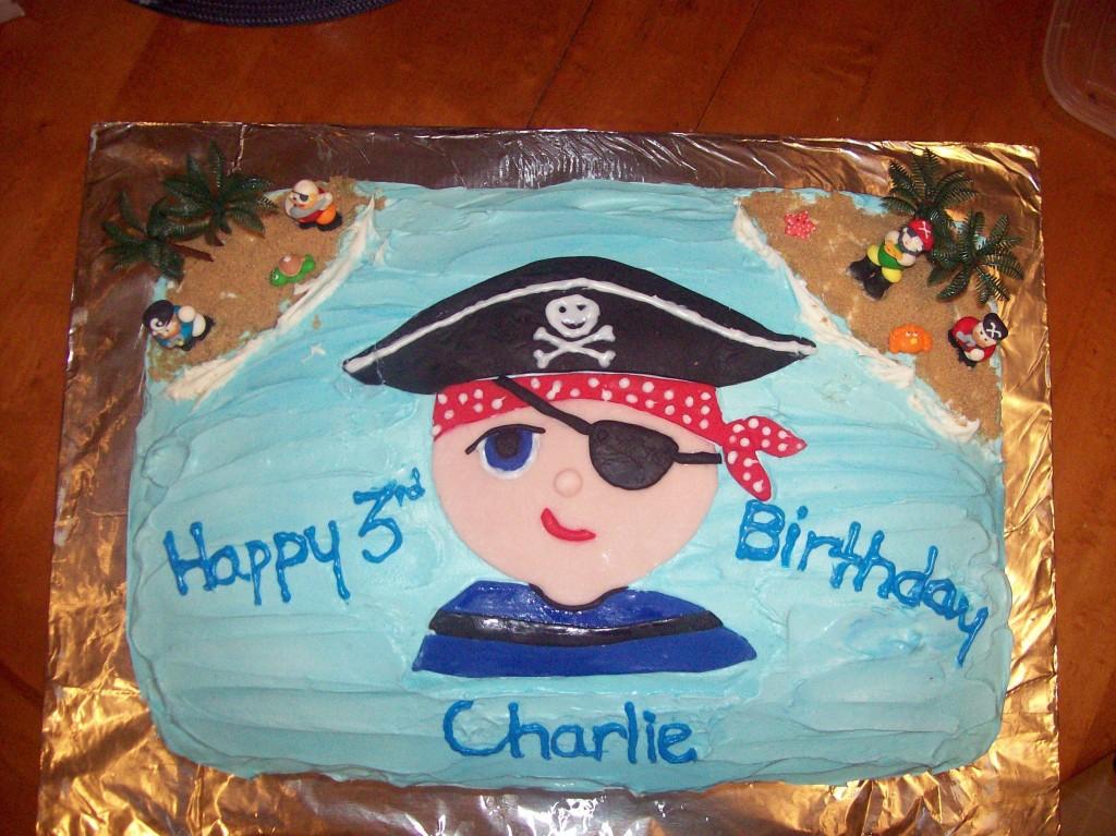 Wilton Pirate Ship Cake Pan