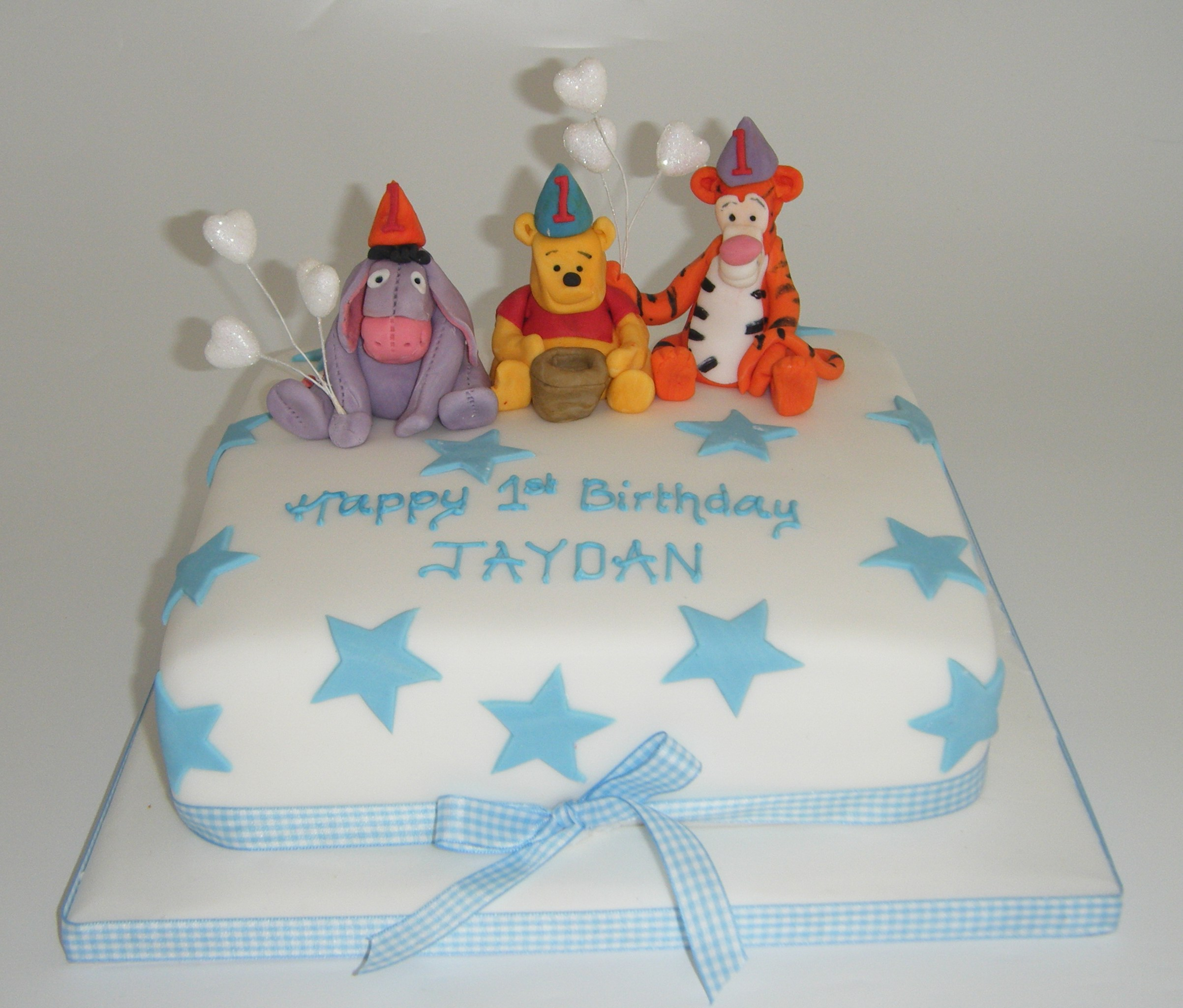 Eeyore Birthday Cake Topper