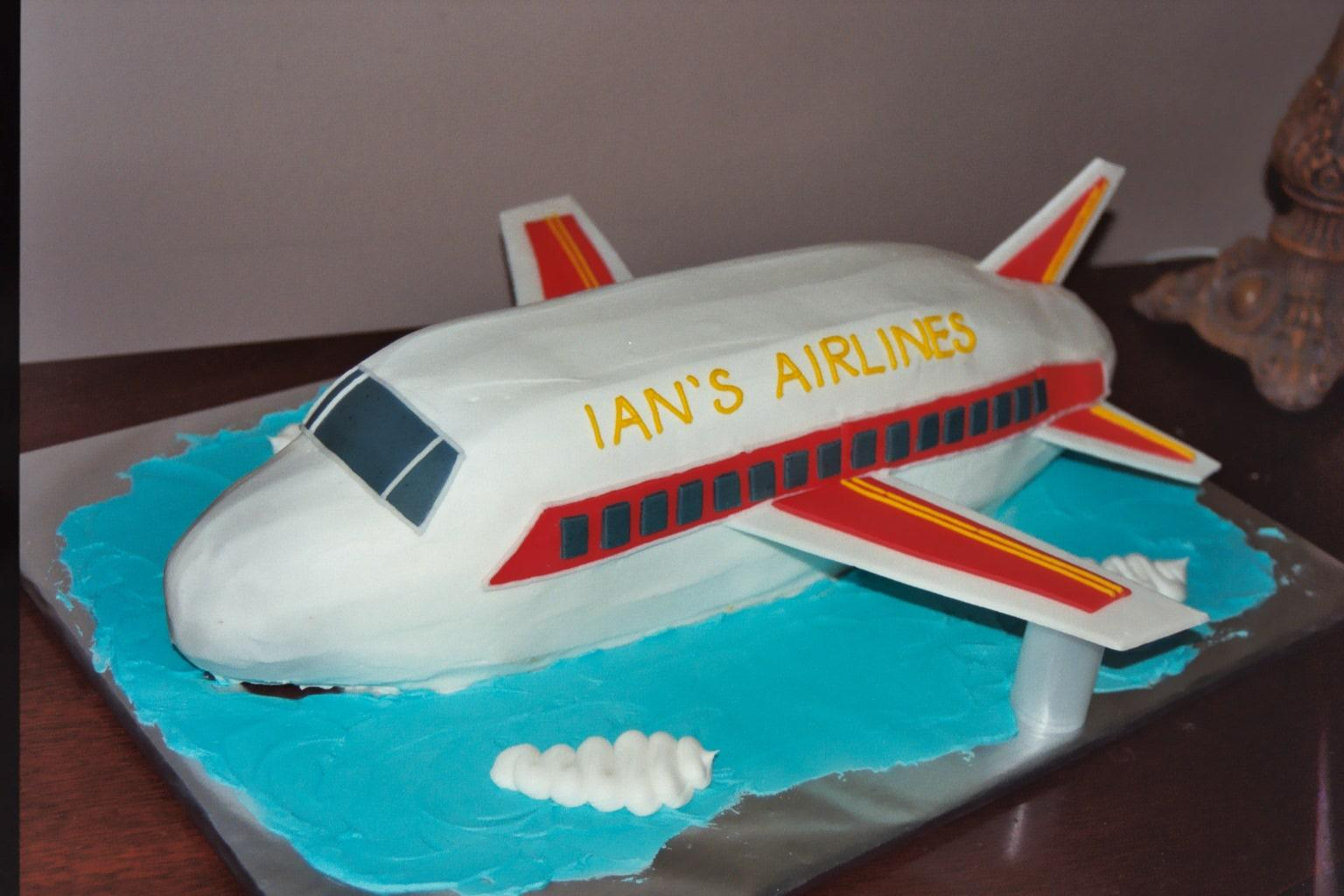 Airplane Cakes Decoration Ideas Little Birthday Cakes