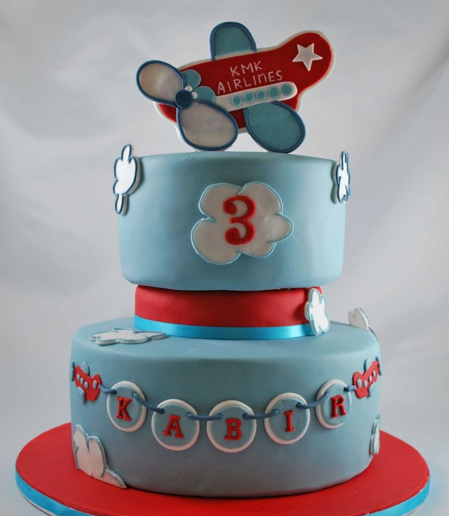 Cake Decorating Ideas Planes : Airplane Cakes   Decoration Ideas Little Birthday Cakes