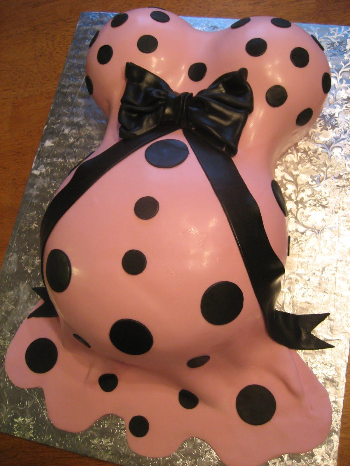 Baby Bump Cakes – Decoration Ideas | Little Birthday Cakes