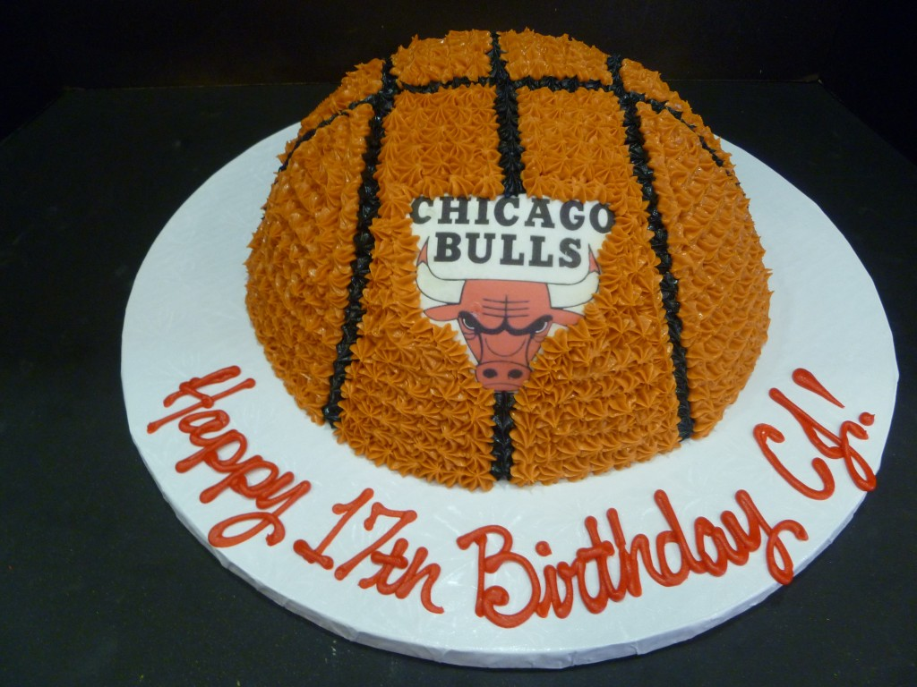 Basketball Court Birthday Cake Ideas