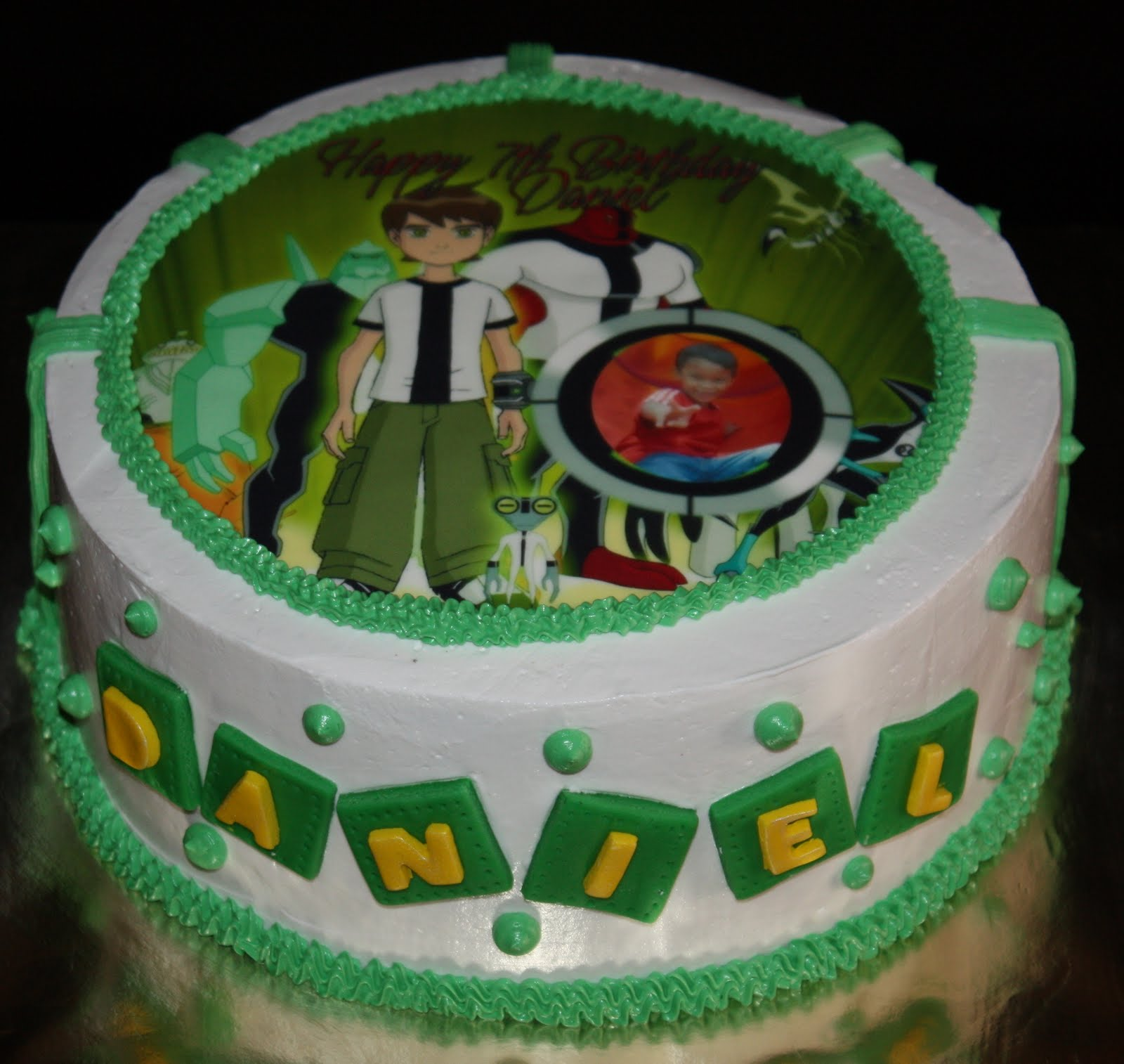 Decoration Of Birthday Cake : Ben 10 Cakes   Decoration Ideas Little Birthday Cakes