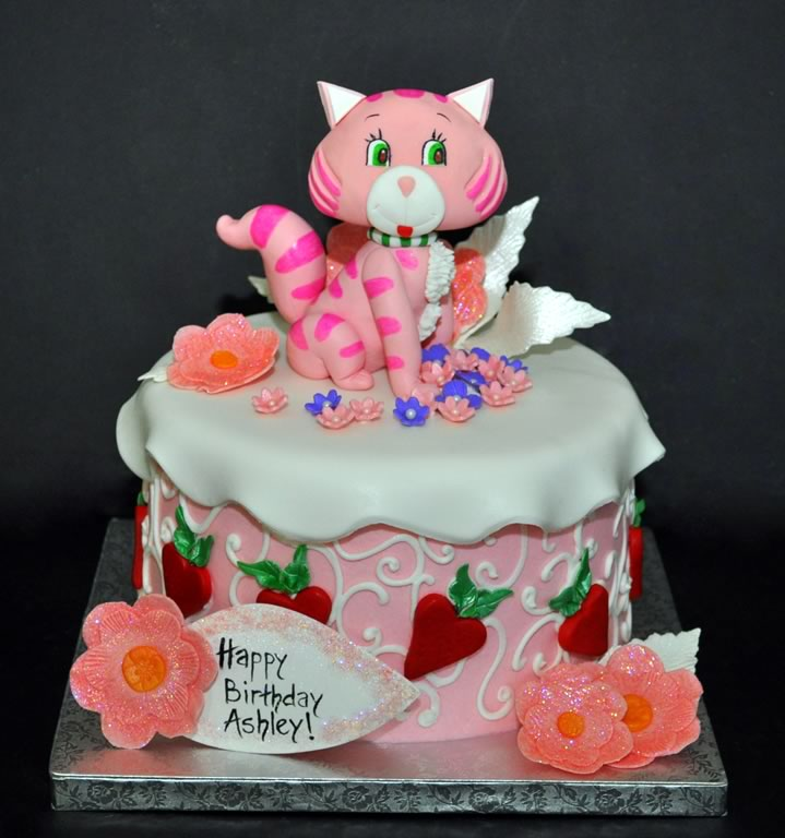 Birthday Cake For Cats