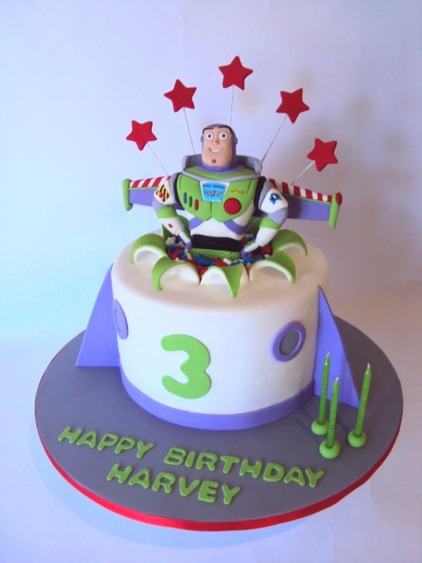 Woody And Buzz Cake Decorations