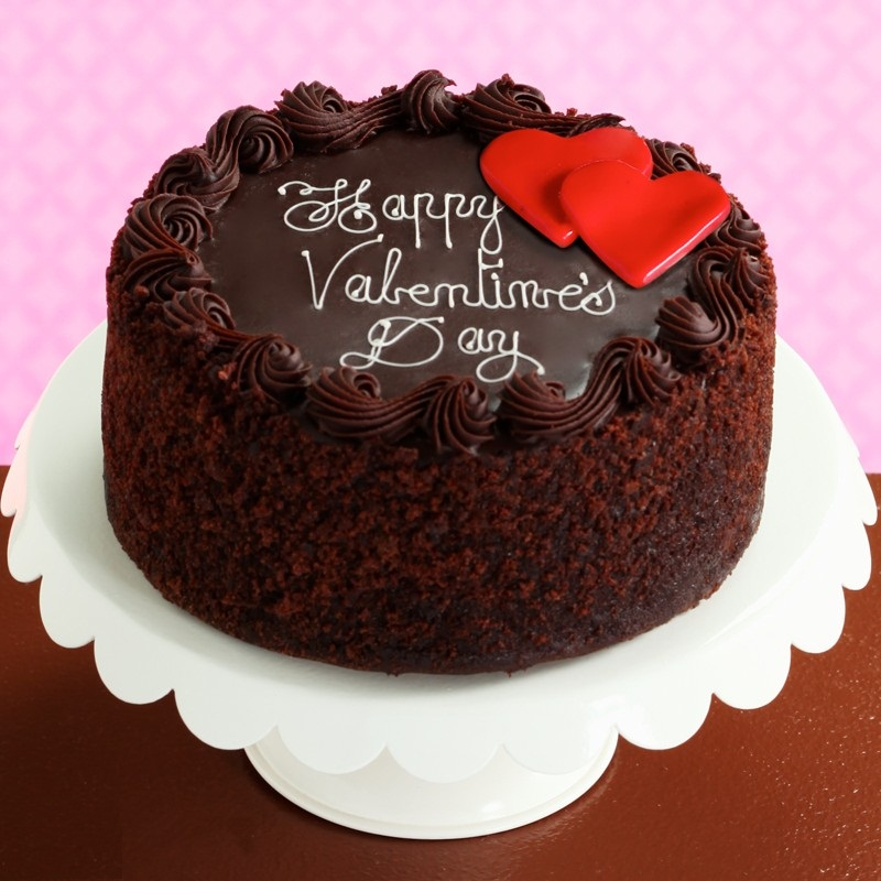 Cakes For Valentines Day
