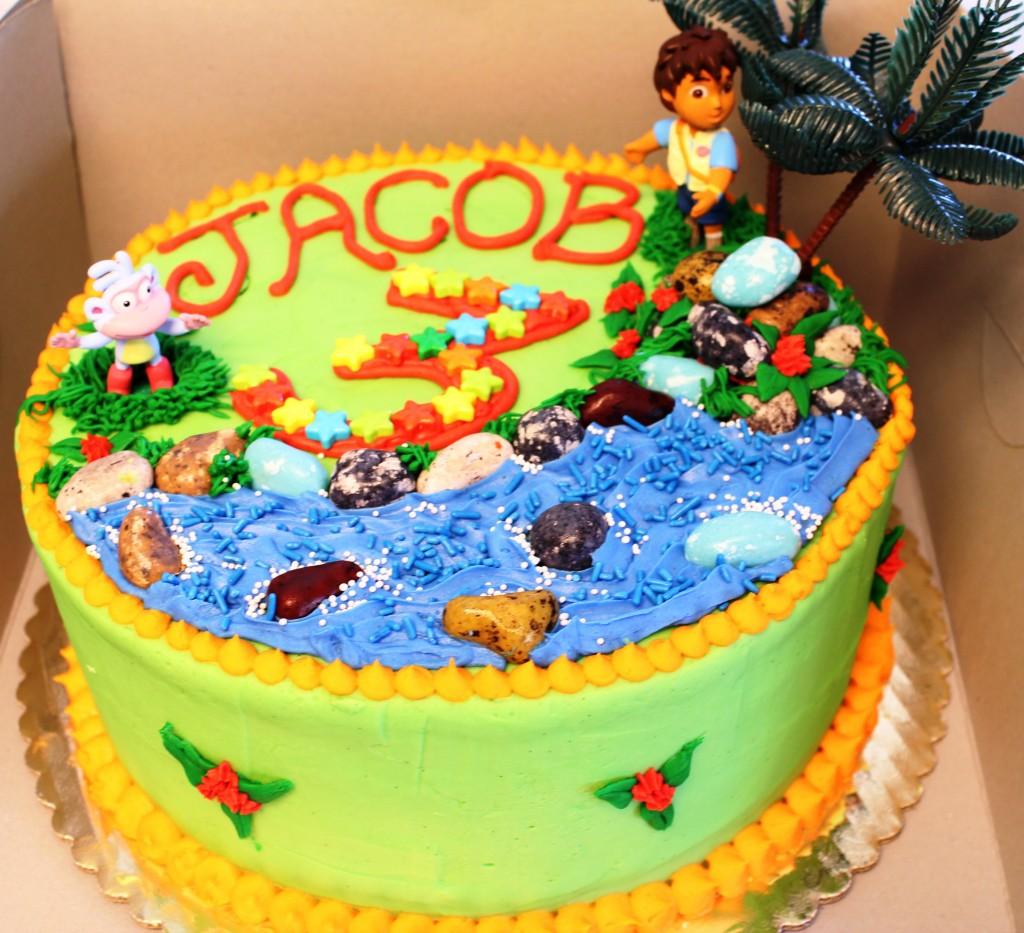 Diego Cakes Decoration Ideas Little Birthday Cakes