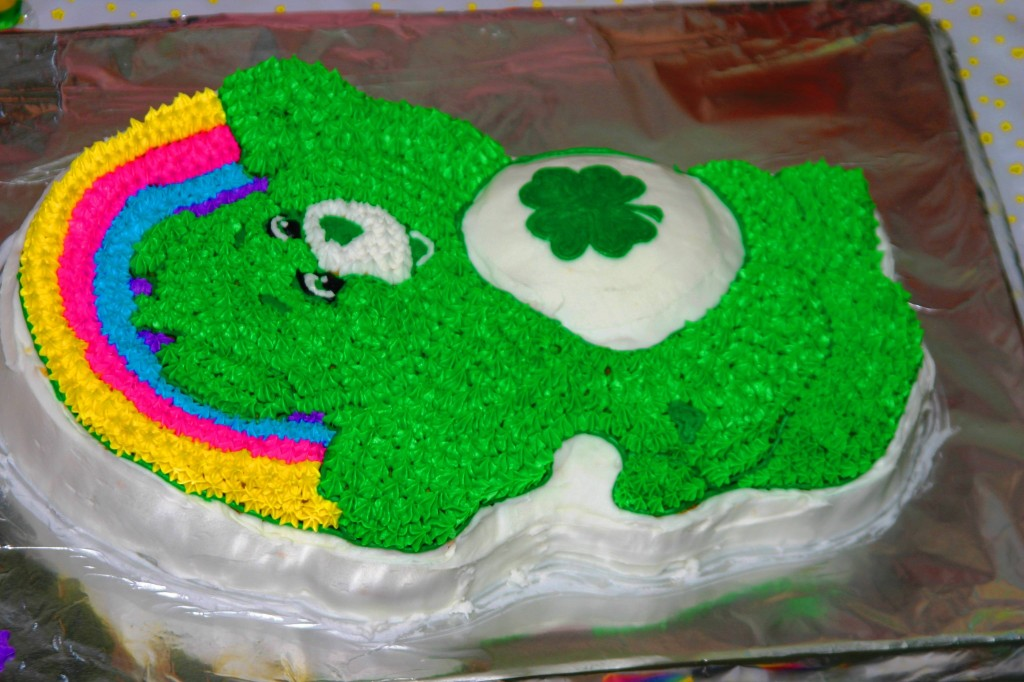 Care Bear Cake Ideas