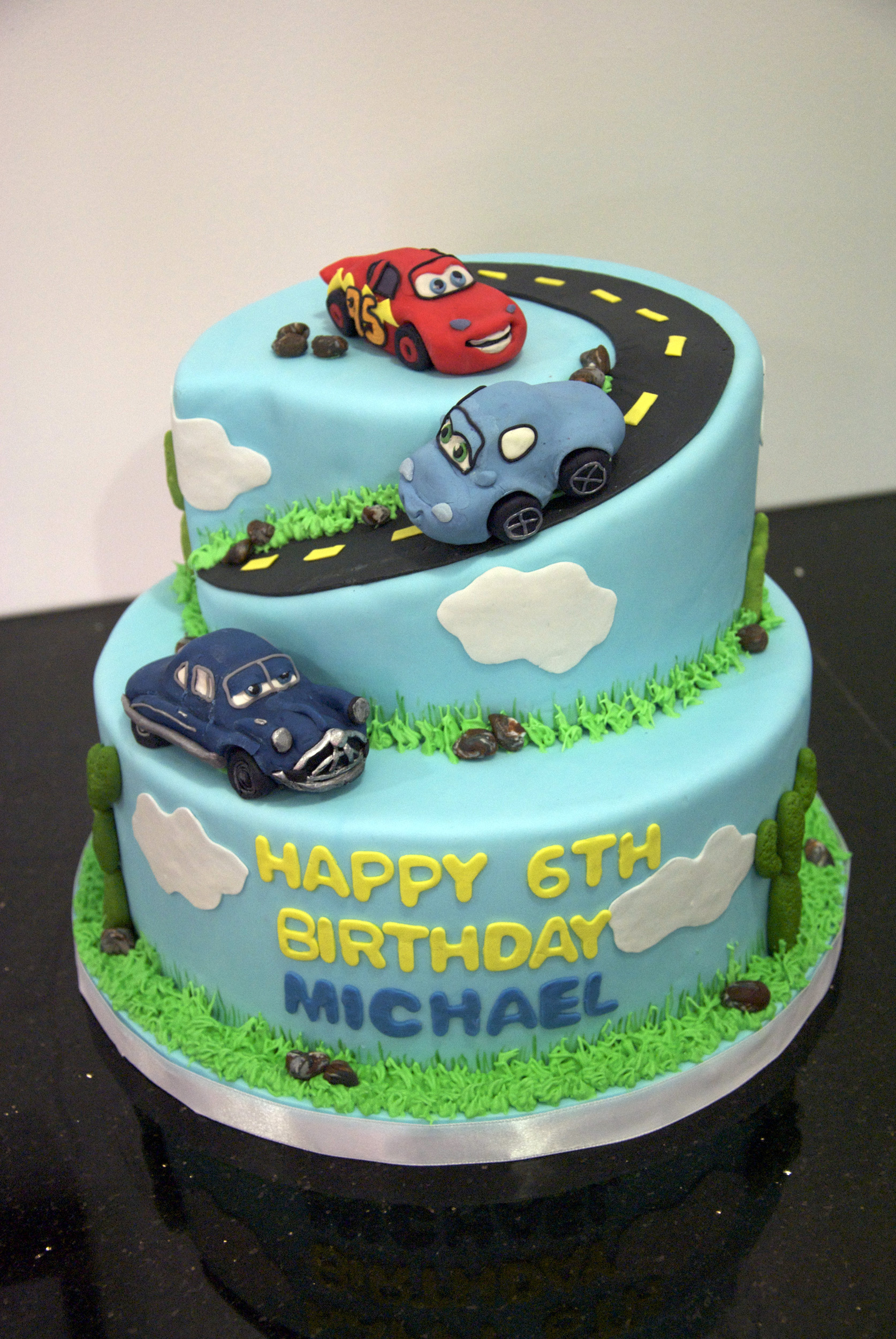 Cars Cakes Decoration Ideas Little Birthday Cakes