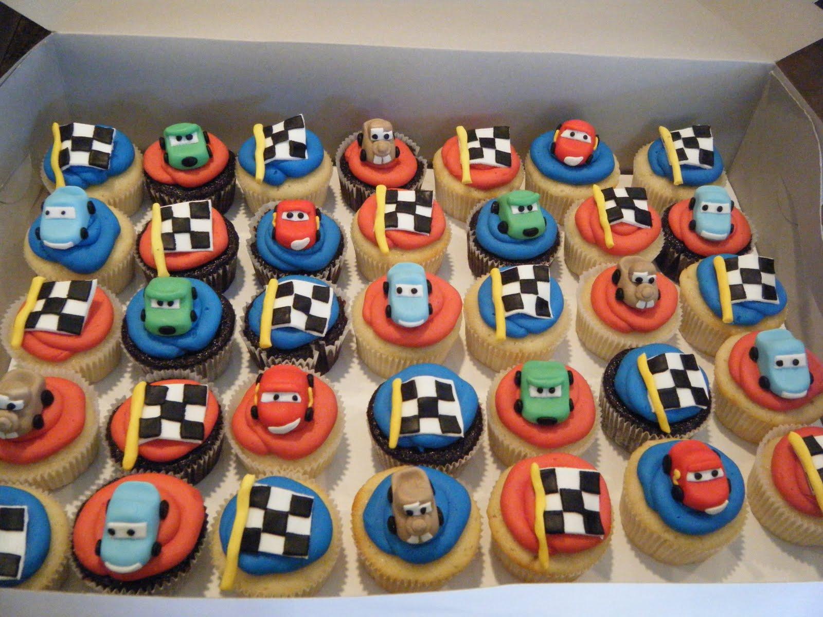 Race Car Cake Idea