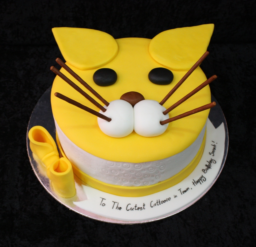 cat_Cat Cakes – Decoration Ideas | Little Birthday Cakes