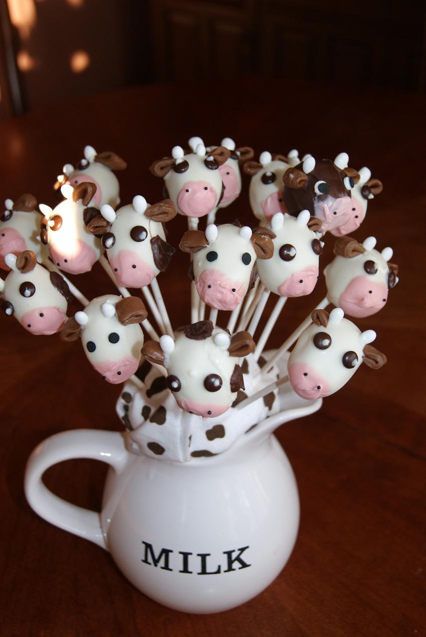 cow cakes � decoration ideas little birthday cakes