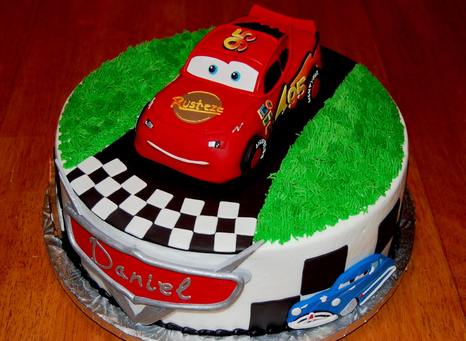 disney cars cake ideas